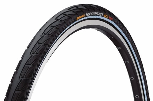 Continental Travel Contact Reflex Urban Bicycle Tire with DuraSkin (700x37)