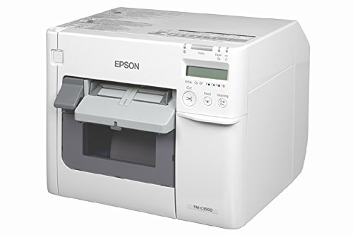 Epson TM-C3500 ColorWorks C31CD54011 4-Color Printer for sale  Delivered anywhere in USA