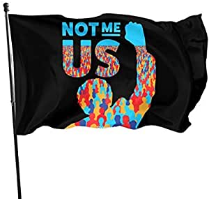 Amazon.com : ZJLVMF Bernie Sanders Me, Us Flag 3x5