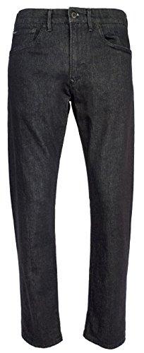 Ralph Lauren Mens Prospect Straight Leg Jeans black 32x30