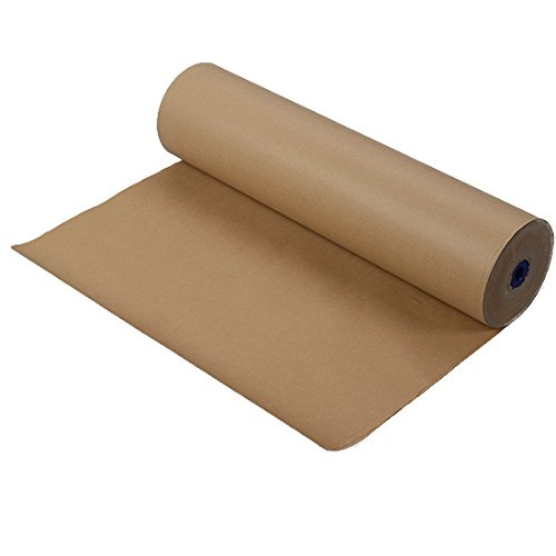 Swiftpak MAXKRAFT MF 750mm x 225m x 88gsm Pure Kraft (Pack of 1 Roll) Swiftpak Limited PR75X88PK