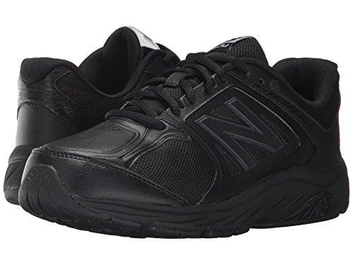 (ニューバランス) New Balance レディースウォーキングシューズ?靴 WW847v3 Black/Black 8.5 (25.5cm) B - Medium