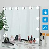 iCREAT Mirror with Lights, Makeup Mirror with