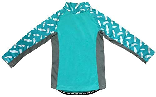Sun Protection for Beach Pool Stonz Premium Rash Guard Top Sun Shirt for Baby or Toddler Girl and Boy with UPF 50