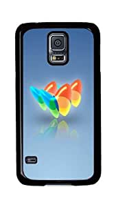 Samsung Galaxy S5 Case, S5 Cases - Xp Themes Ultimate Protection Scratch Proof Soft TPU Rubber Bumper Case for Samsung Galaxy S5 I9600 Black