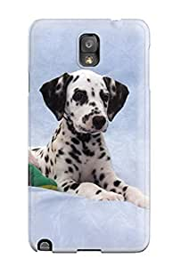 Galaxy Note 3 Case Slim [ultra Fit] Dalmatian Protective Case Cover