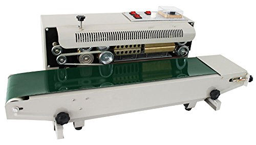 TECHTONGDA FR-900 Continuous Auto Sealing Machine Sealer Horizontal Sealing PVC Membrane Bag Film by Package supply