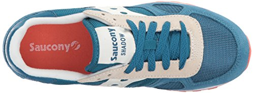 Basses Coral Original Saucony Homme Shadow Baskets Bleu qWpwntYOn