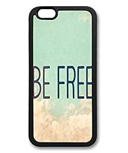 Be Free Birds Theme Case Cover For Apple Iphone 5C Case Hard Material inch)