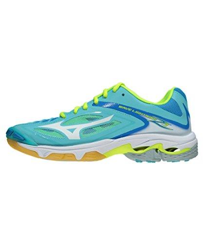 Shoes Z3 Blau Wave Volleyball Women's Lightning W Mizuno xt4qZYawW
