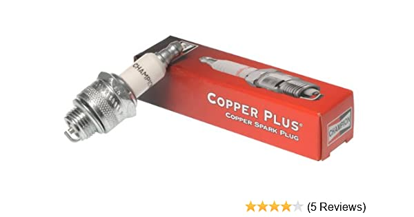 reasonable price new arrival huge inventory Champion RG4YCX (992) Copper Plus Small Engine Spark Plug, Pack of 1