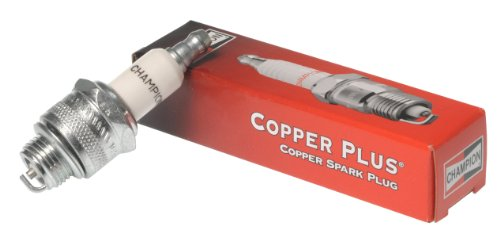 Champion J19LM (861) Copper Plus Small Engine Replacement Spark Plug (Pack of 1) (Marine Replacement Engine)