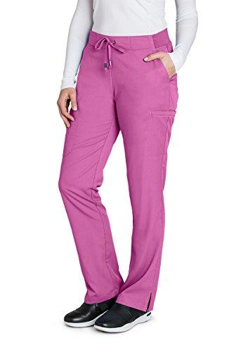 Grey's Anatomy 4277 Straight Leg Pant Bloom S for $<!--$32.76-->