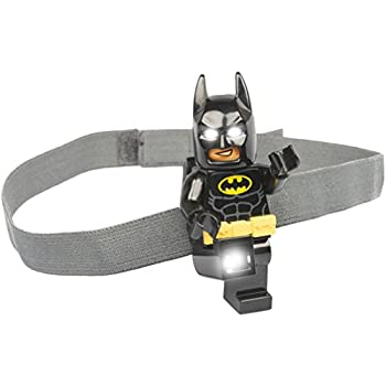 LEGO Batman Movie - Batman LED Head Lamp w/ Elastic Headband