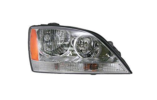 06 kia sorento headlight assembly - 8
