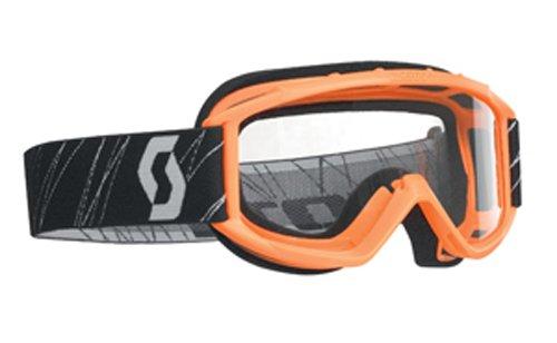 Scott anteojos de deporte 89Si Juventud, Orange Frame/Clear Lens, Una talla