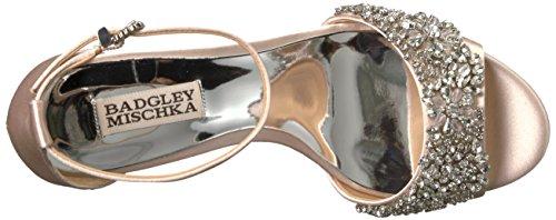 Sandal Badgley Mischka Heeled Hines Pink Light Women's zqfqIvwAx