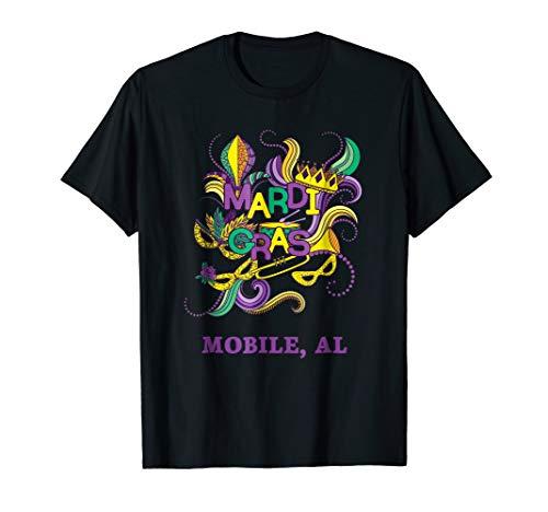 Mardi Gras Parade Carnival Mobile Alabama Shirt ()