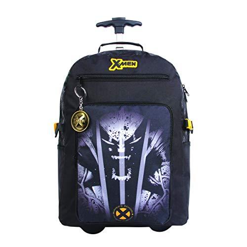 Mala Escolar Gl com Rodinhas X-Men, 11580, DMW Bags