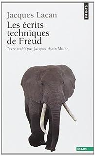 Le Séminaire. Les Ecrits techniques de Freud (1953-1954), tome 1 par Jacques Lacan