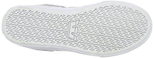 SupraVAIDER - Sneaker Unisex – Adulto Grigio (Grau (Light Grey - White Lgy))