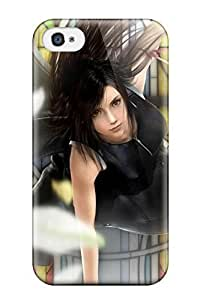 CaseyKBrown Snap On Hard Case Cover Final Fantasy Vii Advent Children Protector For Iphone 4/4s BY icecream design