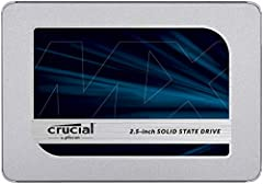 Start your system in seconds, store up to 2TB of data, and upgrade with an SSD you can count on. Join more and more people who are keeping their family videos, travel photos, music, and important documents on an SSD, and get the near-instant ...