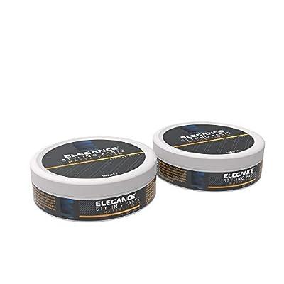 Hair Styling Paste - Matte Finish - 150ml - 2 Pack