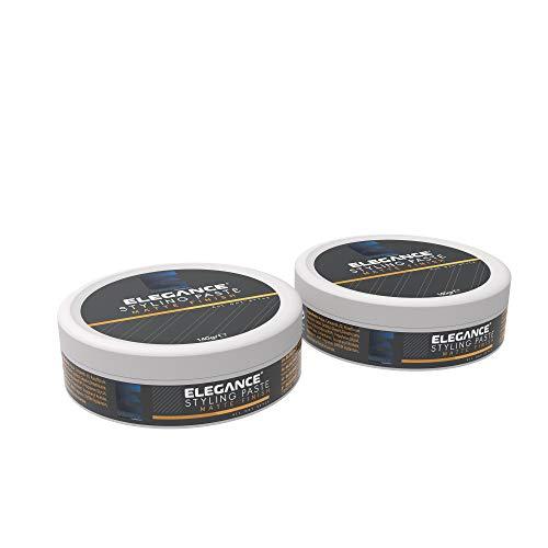 Hair Styling Paste - Matte Finish - 150ml - 2 Pack ()