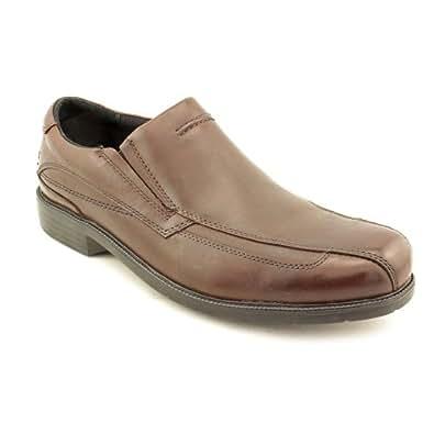 Clarks Men's Medina Slip-On Dress Shoe Brown 8.5 M US