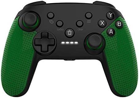 ZYJ Xbox One con Cable Controlador de Juegos, PC vibración Dual con Mango Mango de la Palanca de Mando PS4 línea de Mano de Microsoft y PC Dormitorio de la Escuela a