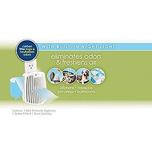 Hamilton Beach TrueAir Plug Mount Odor Eliminator- 04531GM