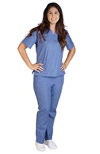 PETITE NATURAL UNIFORMS Women Medical