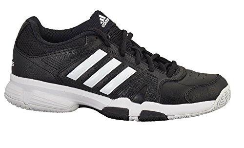 F32828 schwarz Barracks Freizeitschuh black weiß adidas nxBSzq8