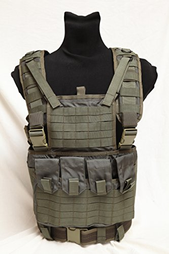 Tactical assault vest Legat Russian army spetsnaz SPOSN SSO Molle by SSO/SPOSN