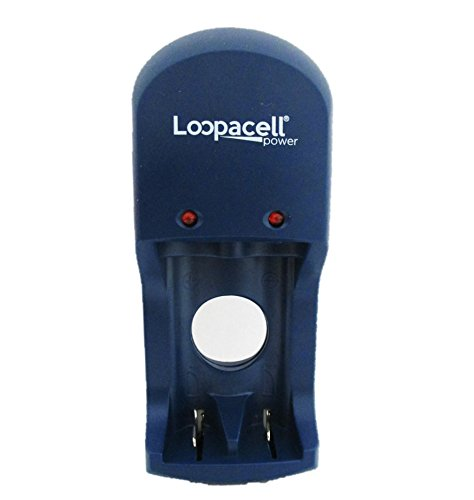 Loopacell Ni-MH AA & AAA Battery Charger