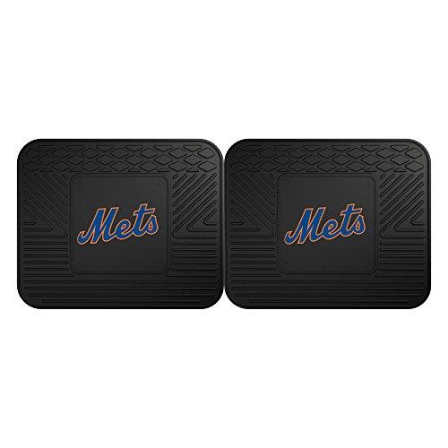 FANMATS 12321 MLB - New York Mets Utility Mat - 2 Piece