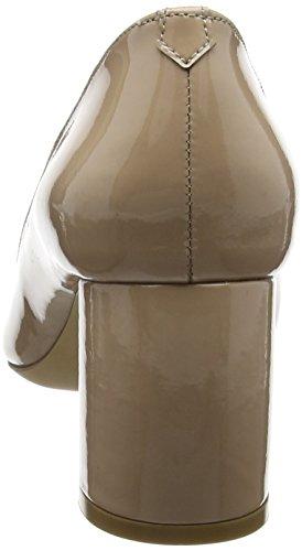 Fersengold Dame Pumps, Beige (nøgen), 41 Eu