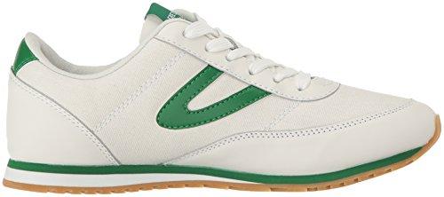 Tretorn Womens Avon2 Sneaker Vintage Bianco / Vintage Bianco / Verde