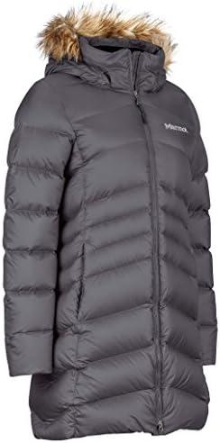 MARMOT womens Montreal Knee-length Down Puffer Coat