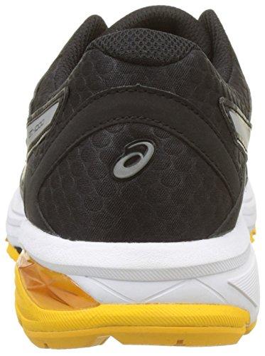 Gymnastique Chaussures Fusion 6 Homme Gt Gold Asics Black Silver Noir 1000 de TaXxA