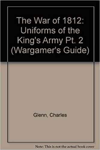 The War of 1812: Uniforms of the King's Army Pt. 2