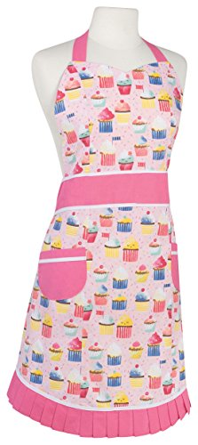 Now Designs Betty Apron Cupcakes