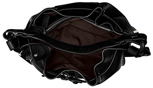 Bucket Bag Black Women's LIDA Time's Arrow PxqTfaa