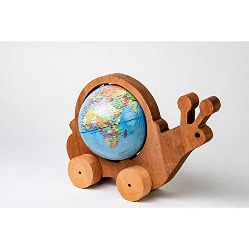 paintable wooden toy elephant organic toy animals Educational wooden toy wooden globe world globe tutorial game accessories