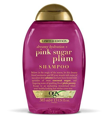 Price comparison product image OGX Pink Sugar Plum Shampoo 385ml