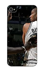 Stylishgojkqt Premium Protective Hard Case For Iphone 5/5s- Nice Design - Sports Nba Basketball San Antonio Spurs Kevin Garne Boston Celtics Tim Duncan