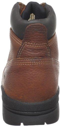 Wolverine Mens Marquette W04713 Steel Toe Steel Toe Work Boot Walnut SonrUA