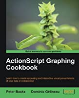 ActionScript Graphing Cookbook Front Cover