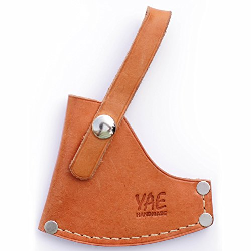 Axe Sheath for Marbles Camp Axe (Tan/Orange)